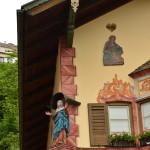 La Vierge Marie au coin de la boulangerie