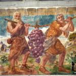 Fresque à Bacchus