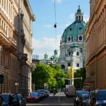 Vue de Vienne, toujours sympa !
