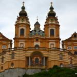 Un monastère dans le Wachau, Autriche