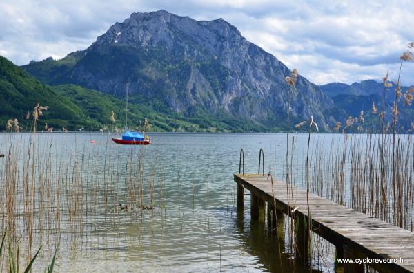 Les nombreux lacs sont un plaisir pour les yeux !