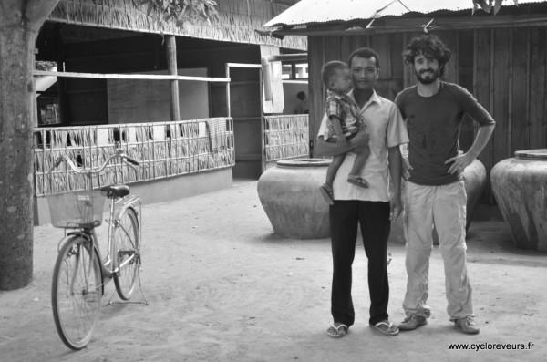 Professeur d'anglais au Cambodge