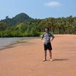 Ile au Lapin, Kep, Cambodge
