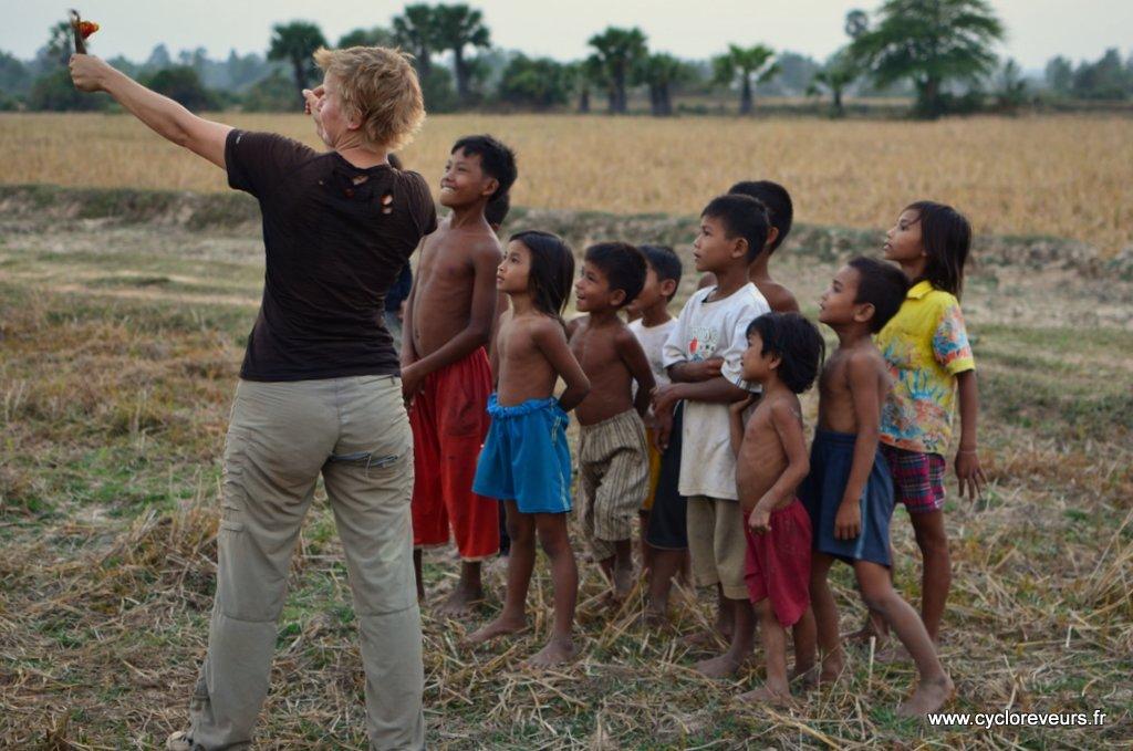 Enfants du Cambodge