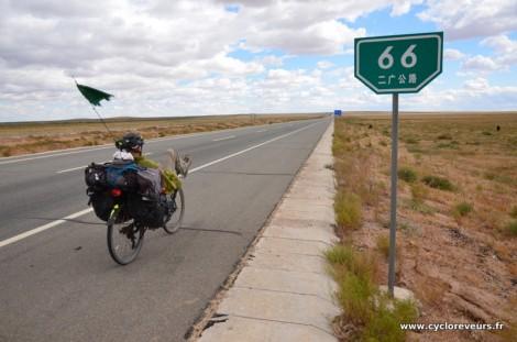 Ce n'est pas la route 66, mais presque