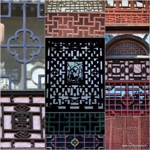 Les fenêtres des dynasties, toute une histoire !