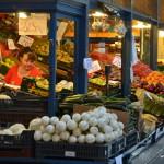Des fruits et légumes partout : normal aussi !