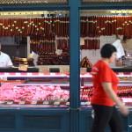 En Europe, on aime les saucisses...