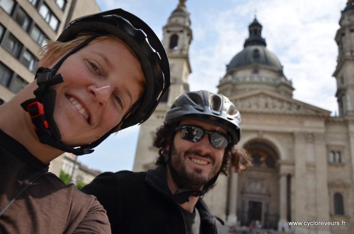 Tourisme sans descendre du vélo : et oui on est flemmards !
