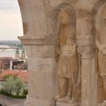 """Des statues """"style européen""""... On vous enbête avec ça, mais cela fait vraiment bizarre de s'en rendre compte !"""