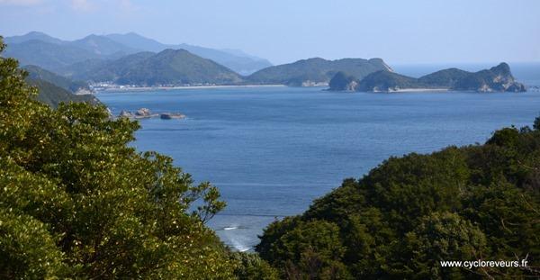 Au sud le Shikoku