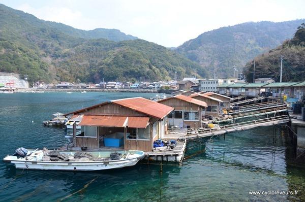 Village de pêcheurs Shikoku