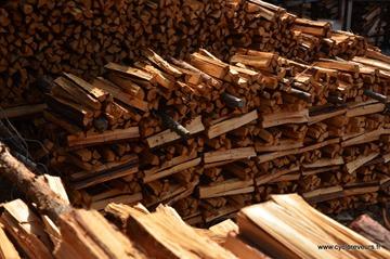 Du bois pour les fours