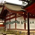 A l'intérieur du sanctuaire