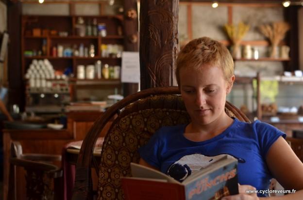 Cycloreveuse à Luang Prabang