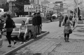 ue de rue d'Oulan Bator