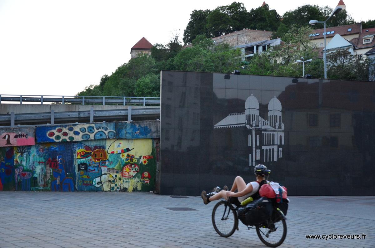 Art moderne et street Art dans la nouvelle capitale