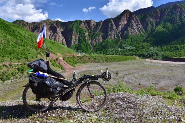 Pioneer au Tadjikistan
