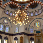 La mosquée : un peu de Turquie par ici