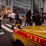 Taxi, circulant par milliers dans la ville : attention danger !