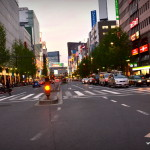 Des grands axes, hauts buildings, avec des néons : l'image de Tokyo même !