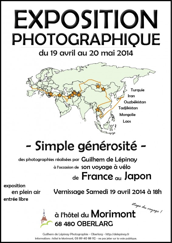 exposition photo voyage