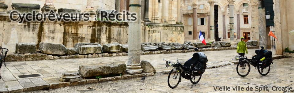 Cyclorêveurs : Récits
